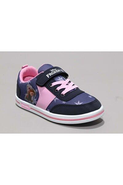 Kız Çocuk Sneakers Ayakkabı - Lacivert - 31