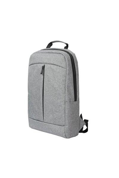 """15.6"""" Gri Notebook Laptop Bilgisayar Sırt Çantası A448"""