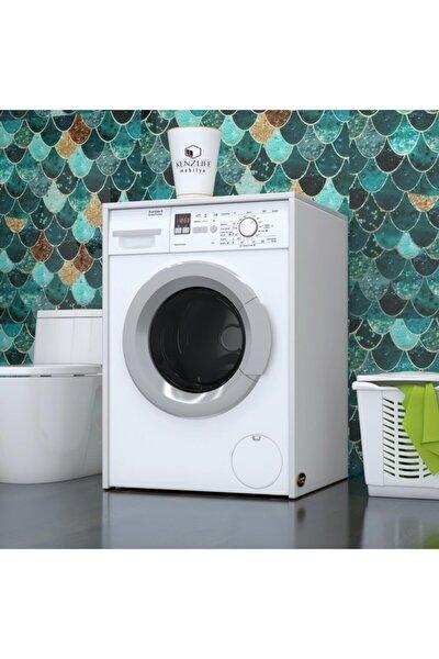 Çamaşır Makinesi Dolabı 90*70*60