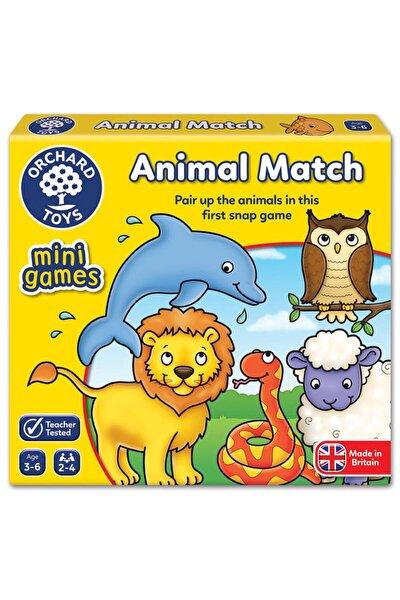 Animal Match Mini Kutu Oyunu 3 Yaş+