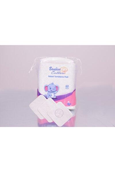 Bebek Temizleme Pamuğu 60'lı Paket