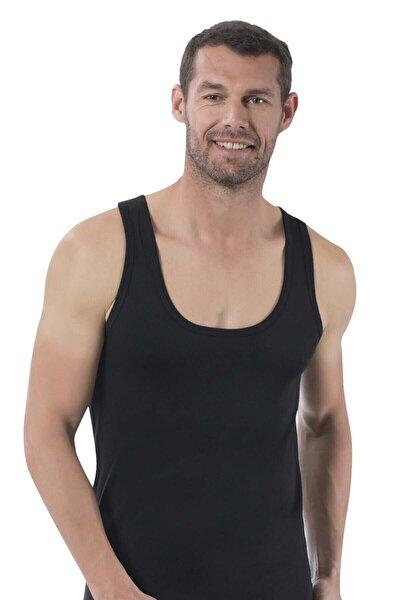 Erkek Siyah Süprem Atlet 0050
