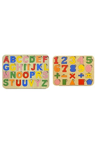 Alfabe Sayılar Ve Şekiller