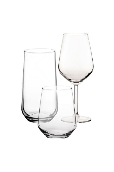 Allegra 18 Parça Su Bardağı Seti