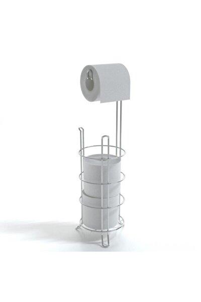 Tuvalet Kağıtlık Wc Kağıtlığı Tuvalet Kağıdı Standı Yedekli Tuvalet Kağıt Askısı