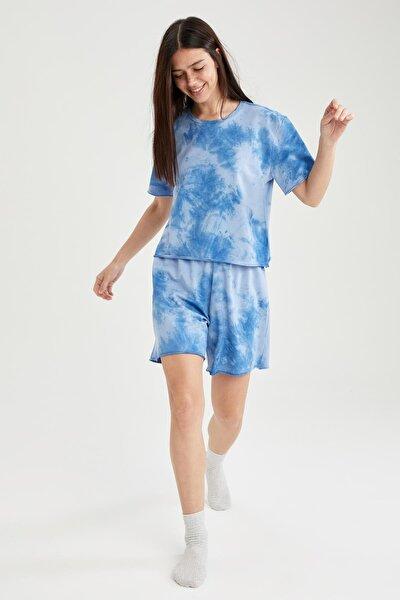 Batik Desenli Pijama Altı