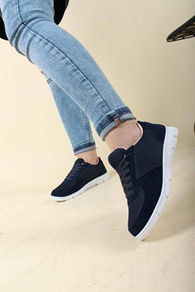 Kadın  Fileli Spor Sneaker