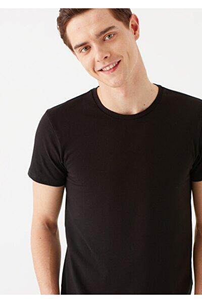 Siyah Basic Tişört