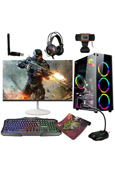 Fx60 I5-3470 16gb 1tb  240gb Rx550 23.8 Oyun Bilgisayarı
