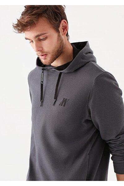 Black Pro Gri Sweatshirt