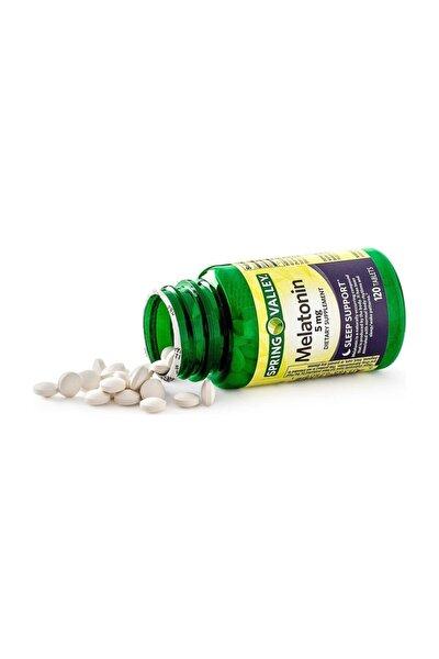 Spring Valley Melatonin 5 Mg 120 Tablet