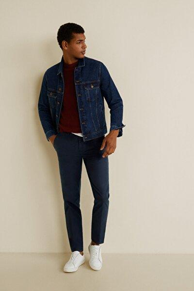 Erkek Siyah Pantolon 43080573