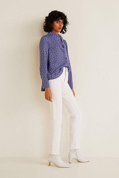 Kadın Açık/Pastel Mor Bluz 43083704