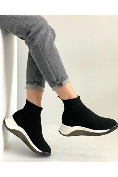 Kadın Iva Triko Sneakers