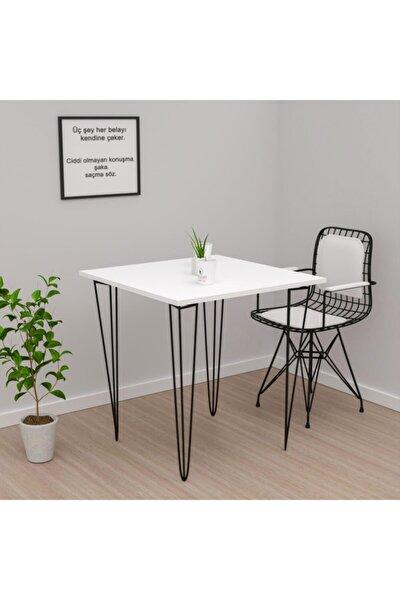 Knsz Yemek Masası Hemdem 075*080*080 Mutfak Ofis Çalışma