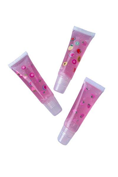 Lip Gloss Set Bubble, Vanilya & Çilek Aromalı Lip Gloss