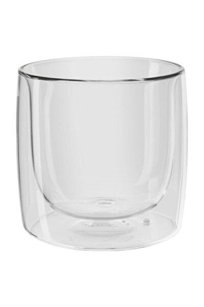 Çift Camlı/cidarlı 266 Ml 2'li Viski Bardağı Seti 215