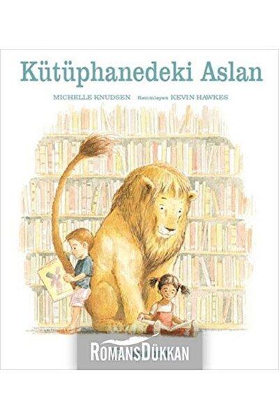 Kütüphanedeki Aslan