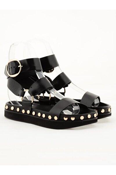 Hakiki Deri Sandalet Nsc19y-a64001