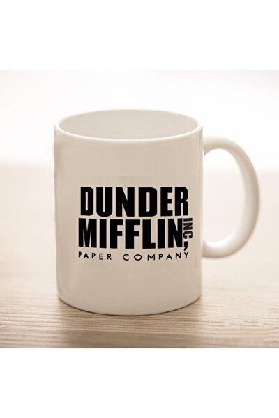 Dunder Mifflin, World's Best Boss Beyaz Kupa Bardak