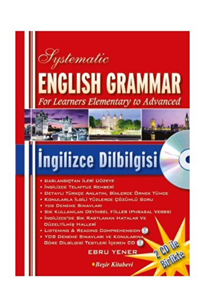 Systematic English Grammer With Cd