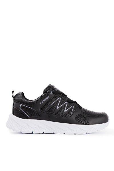 KRONOS Sneaker Kadın Ayakkabı Siyah / Beyaz SA20RK009