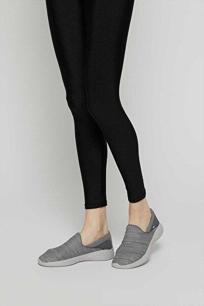 AUDRA Gri Kadın Yürüyüş Ayakkabısı 100353818