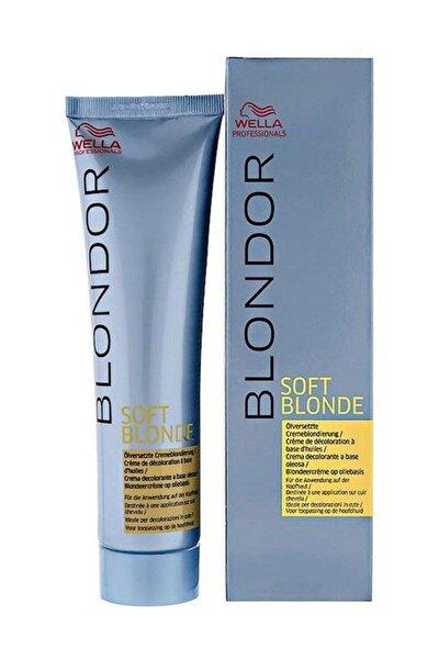 Blondor Soft Blonde Krem Açıcı 200 Gr