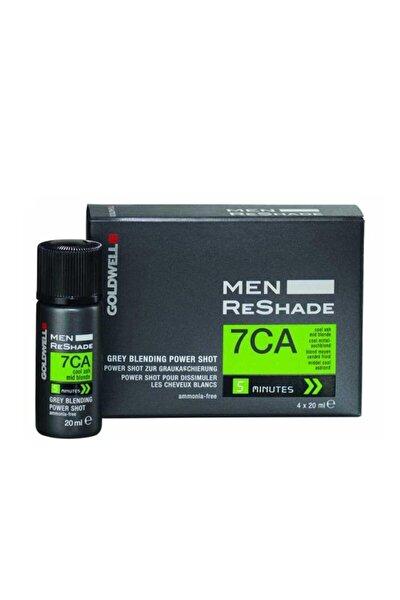 7ca Men Reshade Erkek Saç Boyası 4x20 ml