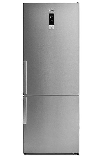 NFK540 EX A++ GI 540 Lt No-Frost Kombi Buzdolabı