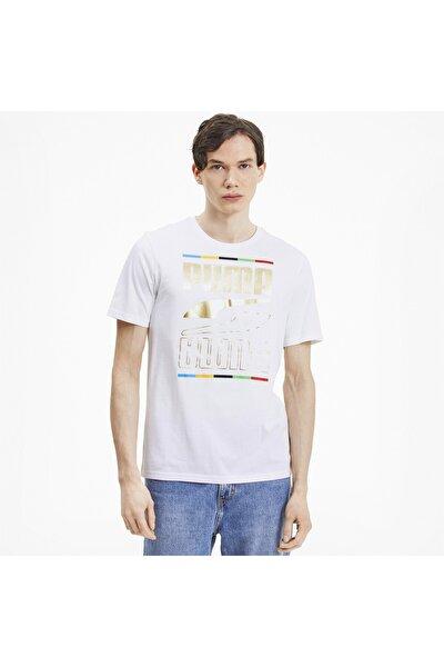 Erkek Erkek The Unıty Collectıon Rebel 5 Contınents T-shirt