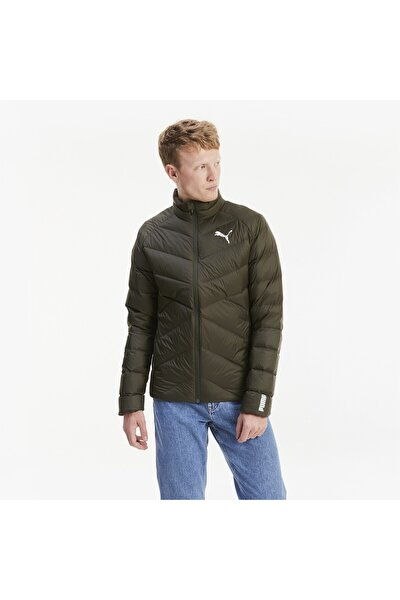 Erkek Mont-58220070-pwrwarm Packlıte 600 Down Jacket-yeşil