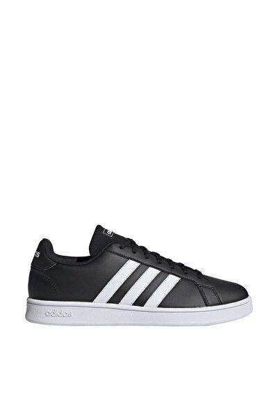 GRAND COURT BASE Siyah Erkek Sneaker Ayakkabı 100479415