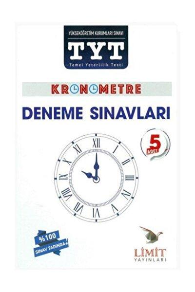 Kronometre Tyt 5'li Deneme Seti