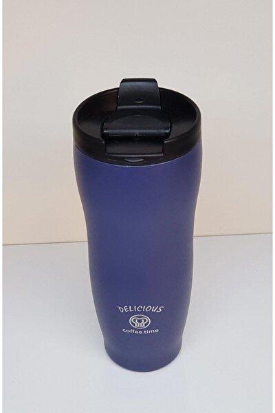 A689 Joy Kahve Bardağı Mug Termos Lacivert