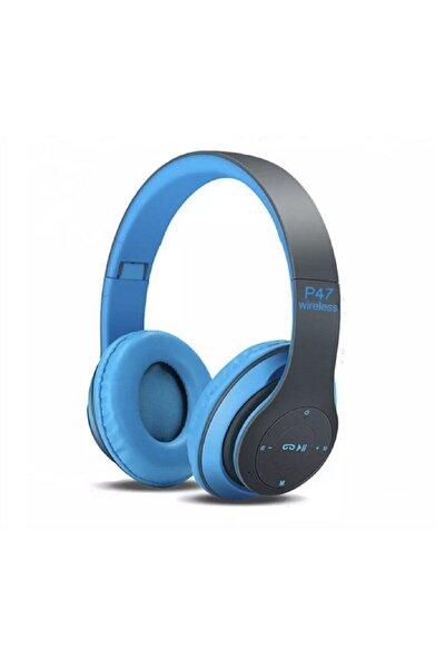 Bluetooth P47 Kulaküstü Kulaklık