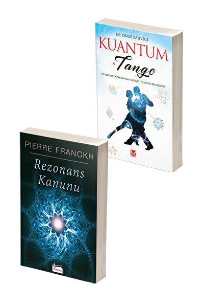 Rezonans Kanunu + Kuantum Tango Kitap Seti