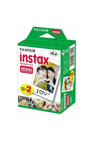 Instax Mini Film Rulo 20'li Instax Mini 9-11-90 Uyumlu