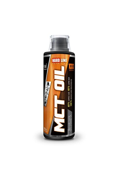 Nutrition Mct Oil 500 ml 100 Servis