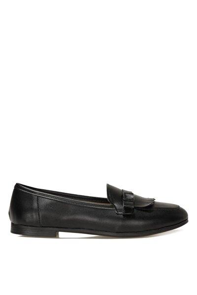 GINA.Z 1FX Siyah Kadın Loafer Ayakkabı 101038460