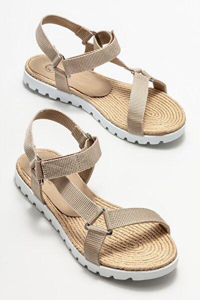 Kadın Düz Sandalet