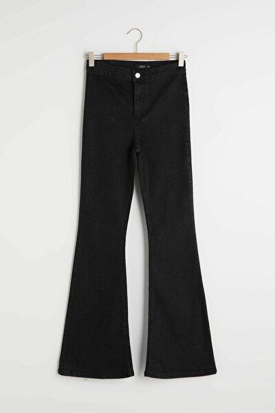 Kadın Yeni Siyah XSIDE Jean