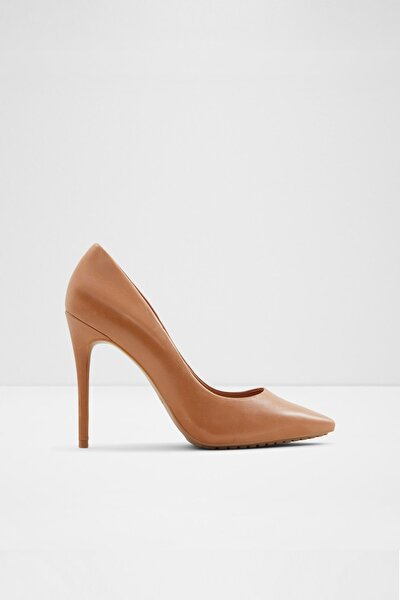 Kadın Taba Durbell Topuklu Ayakkabı