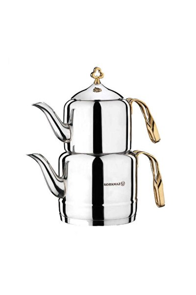 Çintemani Gold Çaydanlık Takımı