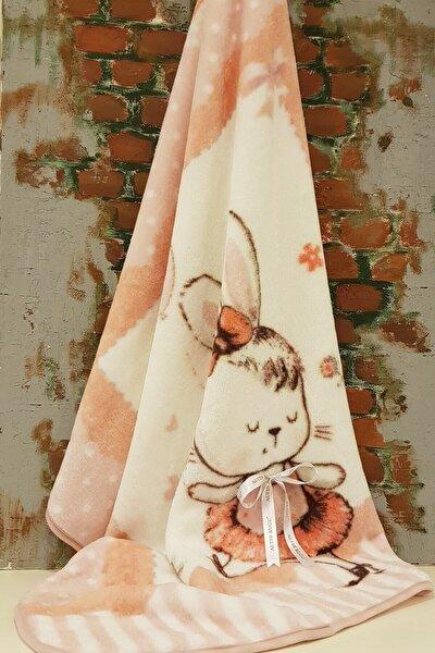 Somon Dancer Bunny Bebek Battaniyesi