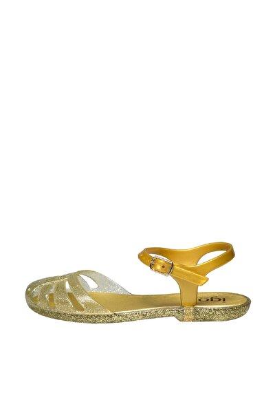 S10144-Ö26 ALTIN Kız Çocuk Sandalet 100293822