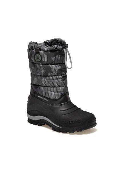 HULK Siyah Erkek Çocuk Yürüyüş Ayakkabısı 100566631