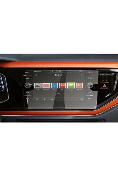 Volkswagen Polo 8 Inç Navigasyon 9h Temperli Nano Ekran Koruyucu