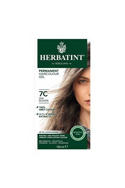 Saç Boyası - 7c Blond Cendre Kül Sarısı 150 ml 8016744500289