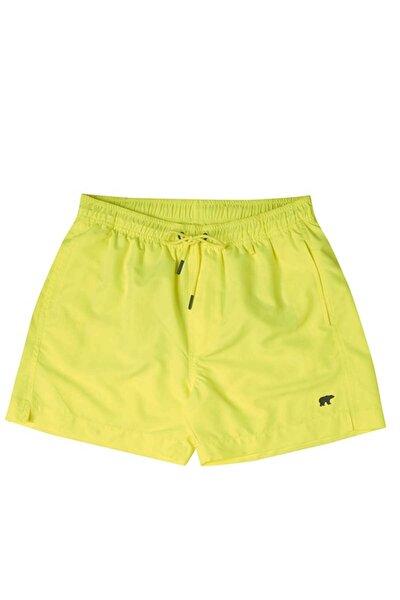 Davenport Neon Erkek Deniz Şortu 18.01.09.008neon Lemon